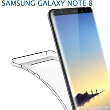 Housse coque transparente gel silicone souple samsung galaxy NOTE 8