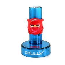 Skully Ninite Ninja With Linings Led Rear Light , 2 x Red Led's , Red