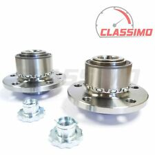 Front Wheel Bearing Hub Pair for SEAT CORDOBA Mk 3 + IBIZA Mk 4 5 + TOLEDO Mk 4