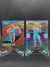 2019-20 PANINI SELECT TMALL COURTSIDE CODY MARTIN RED PRIZM & TRI COLOR HORNETS