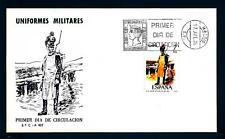 SPAIN - SPAGNA - 1975 - Uniformi militari (4)