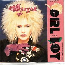 ★☆★ CD SINGLE SPAGNA Every girl and boy 2-track CARDSLEEVE  3-inch adapter  ★☆★
