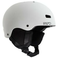 Burton RED Trace Grom Youth Snowboard Helmet (S) White