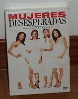 MUJERES DESESPERADAS - 1ª TEMPORADA COMPLETA - PRECINTADA - 6 DVD - SERIES