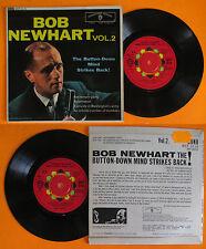 LP 45 7'' BOB NEWHART The button-down Mind strikes back Vol.2 1960 cd mc dvd