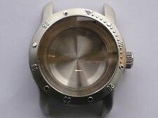 watch case Illum ETA 2824-2  diam. 42 mm  stainless steel with diver bezel
