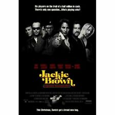 JACKIE BROWN ~ REGULAR ~ 27 X 40 MOVIE POSTER~  Quentin Tarantino