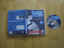 Mega Database 2020 DVD-Rom Chessbase 8 Million Games 85.000 Annotated Games