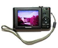 Panasonic LUMIX FS62 Full-Spectrum UMBAU Infrarot Infrarotkamera Vollspektrum IR