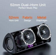Wireless Bluetooth Speaker Outdoor Portable Soundbar Subwoofer Aux Tf Card Usb