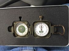 JEEP Rallyetimer Set with stopwatch and compass 2004