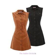 Ärmellose Damenkleider im A-Linie-Stil für Business-Anlässe