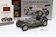 1:18 CMC ALFA ROMEO 6c 1750 GS CLEAR FINISH 1930 NEW per PREMIUM-MODELCARS