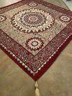 Tablecloth Arabic Mosaic Patterns middle Eastern Antique Oriental Arabian 38 In