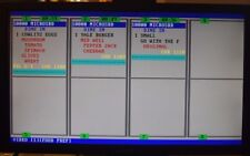 Kitchen Video Kds Kvs Compatible With Micros Aloha And Other Pos Systems