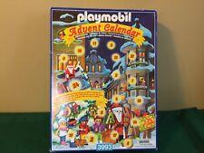 Playmobil Christmas Advent Calendar 3993 Complete W/ Manual