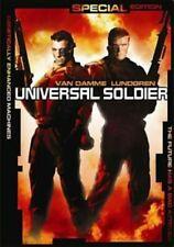 Universal Soldier DVD 1992 Jean Claude Van Damme Special Edition