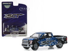 """2017 FORD F-150 PICKUP TRUCK """"SCT"""" 1/64 DIECAST MODEL CAR BY GREENLIGHT 30091"""