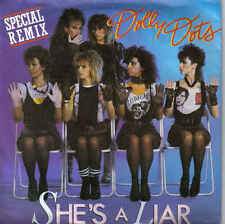Dolly Dots-She s A Liar vinyl single