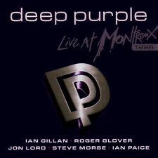 Deep Purple CD Live At Montreux 1996 - Europe (EX+/EX)