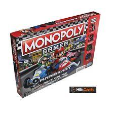 Mario Kart Gamer Monopoly Board Game - Nintendo / Hasbro Gaming - HASE1870