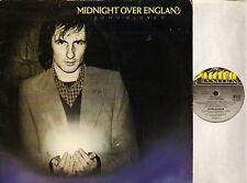 JOHN GLOVER midnight over england TRIX 9 A1/B1 1st uk + insert 1979 LP PS EX/VG