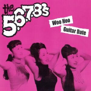 """the 5.6.7.8's - """"Woo Hoo"""" UK 2-trk CDS (2004) (Sweet Nothing - CSSN028)"""