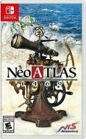 Neo Atlas 1469 Nintendo Switch NSW New
