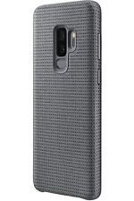 Official Samsung Galaxy S9+ Hyperknit Grey Rear Cover / Case - EF-GG965FJEGWW