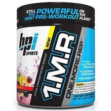 BPI Sports 1.M.R 1MR Pre Workout - 60 servings - Watermelon + Free USP BCAA