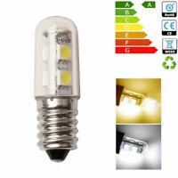 1.5W E14 SMD 5050 Ampoule LED pour Appareils Congélateur Mini Lampe Pygmée BSNE