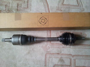 PEUGEOT 807E FRONT LEFT DRIVE SHAFT N/S OLD NEW STOCK