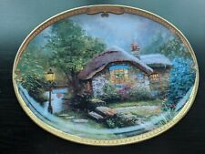 New ListingNew Collector's Cottage Collector Plate Thomas Kinkade Scenes of Serenity