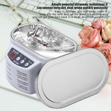 Household Ultrasonic Cleaner Cleaning Machine for Glasses Jewelry Metal Parts