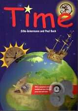 TIME CUT-OUT PERPETUAL CALENDER. SUNDIAL AND STAR CLOCK - CARD MODELS