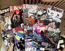 Batman issues #455-464 lot(DC,1990s) Tim Drake debuts as Robin!