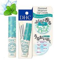 [DHC] MINT Flavored Lip Balm Moisture Lip Cream Natural Chapstick Made in JAPAN