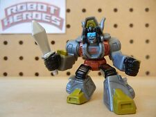 Transformers Robot Heroes VERY RARE SNARL (Slag) Triceratops - Universe Wave 4