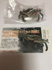 "Yujin Crab Gashapon Capsule "" Japanese blue crab """