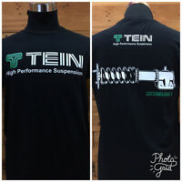 2d88059e09e TEIN Suspension Car Racing Gildan Ultra Black Cotton T-Shirt (Asian   US  Sizes