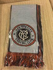 NYC FC, New York City Football Club Scarf and Bag. Brand New.