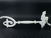 Disney The Little Mermaid Key Ariel Disney Princess 3D Print Custom - White