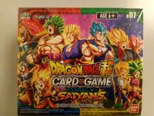 Dragon Ball Super Assault of the Saiyans Booster Box B07 Bandai