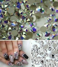 Swarovski crystals flat back gems rhinestone for nails art and design non hotfix
