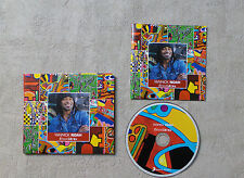 "CD AUDIO DISQUE FR / YANNICK NOAH ""FRONTIÈRE"" CD ALBUM DIGIPACK 13 TRACKS 2010"