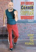 Jeff Costa's Cardio Striptease Workout: Volume 1 (DVD, 2005)