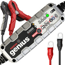 NOCO Genius G3500UK 6v/12v 3.5 Amp UltraSafe Battery Charger