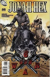 DC Comics Jonah Hex #46 of 70, 2009 Very Fine