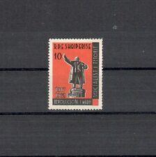 Europe europa:3611 Albanien Michelnummer 661 A Postfrisch Falz Albania