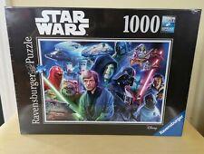 NEW Ravensburger Star Wars Limited Edition 4 1000pc Jigsaw Puzzle (19774) Jedi